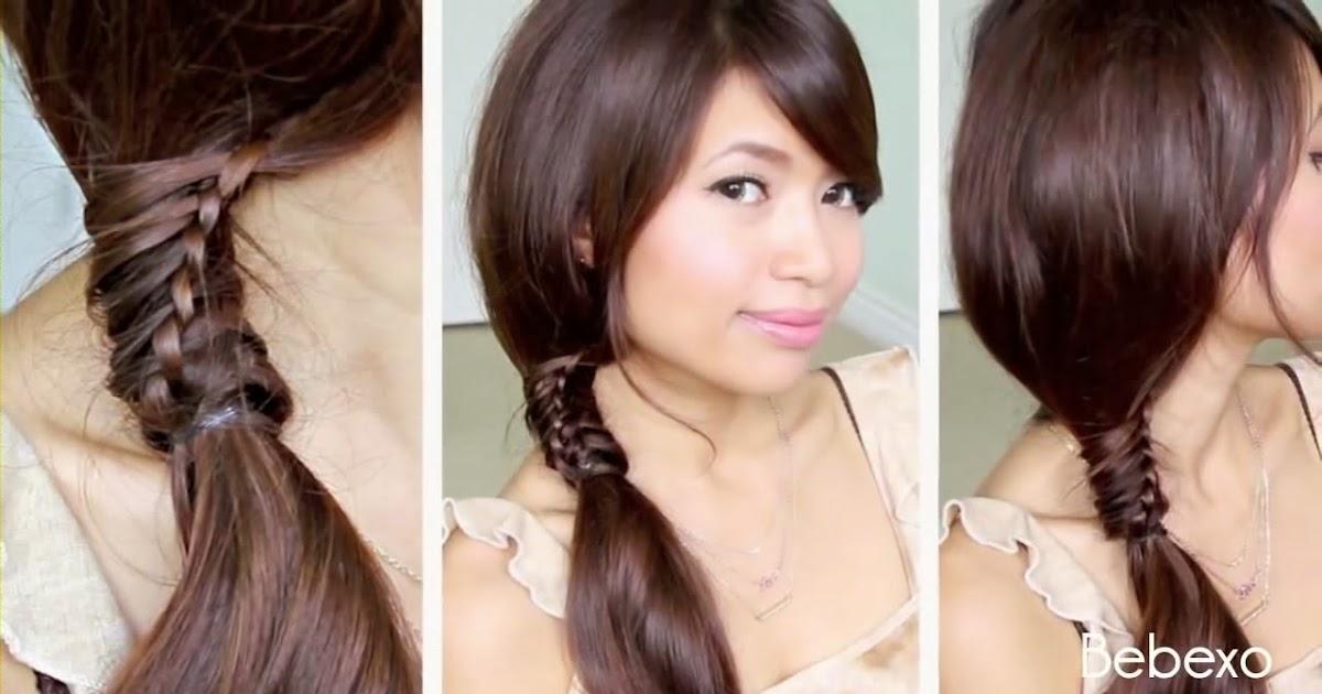 36+ Cara Membuat Gaya Rambut Ala Wanita Korea